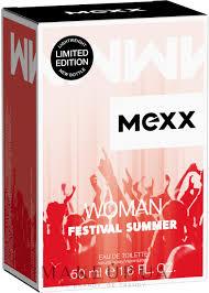 <b>Mexx Festival Summer</b> Woman - <b>Туалетная</b> вода: купить по ...
