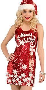 Forum Novelties <b>Women's</b> Plus Size Racy Red <b>Sequin Merry</b> ...