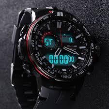 <b>2019 New</b> Brand ALIKE Casual Watch <b>Men</b> G <b>Style</b> Waterproof ...