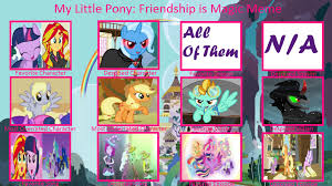 My Little Pony Controversy Meme The Tanya Way by Bloom-Tazza93 on ... via Relatably.com