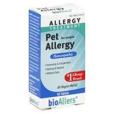 <b>bioAllers Allergy Treatment</b> All Region Relief, <b>Pet Allergy</b> for People