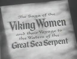 Image result for viking woman and the sea serpent