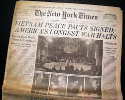 「On March 29, 1973, the United States withdraws from Vietnam.」の画像検索結果