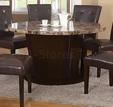 jemez dining set faux marble top weathered