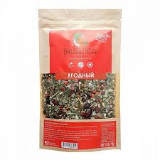 "<b>Чай</b> ягодно-<b>травяной</b> Brusnika <b>Tea</b> ""<b>Ягодный</b>"", 100 гр купить по ..."