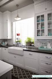 Decor For Kitchen Counters 17 Best Ideas About White Kitchen Decor On Pinterest Beautiful