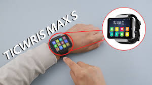 Best Smartwath Phone For Christmas Gift: <b>Ticwris Max S</b> Quick Review