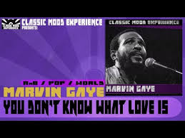 <b>Marvin Gaye</b> - You don't Know what Love Is (<b>1961</b>) - YouTube