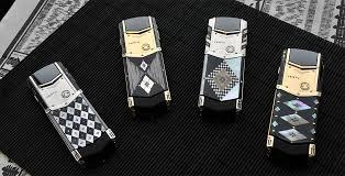 Эксклюзивные телефоны Vertu: особенности <b>премиальных</b> ...