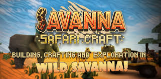 Savanna Safari Craft: <b>Animals</b> - Apps on Google Play