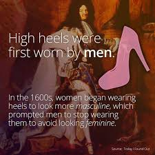 Why Do We Wear High Heels? - Smart Meme - Curiosity via Relatably.com