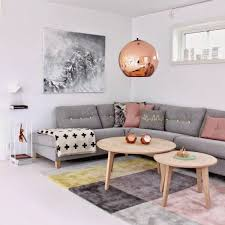 lighting living room complete guide: living room colour schemes the complete guide pink and copper