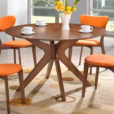 person dining room table foter: dining table for two person eleanor twotone trestle leg wood