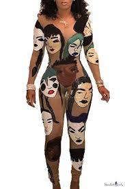 <b>Womens</b> Chic Fashion Long Sleeve <b>Round Neck Cartoon</b> Face ...