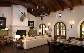 hacienda style interiors  ideas about spanish living rooms on pinterest spanish style spanish c