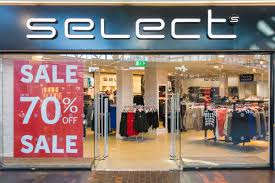 <b>Women's fashion chain</b> Select goes into administration putting 1,800 ...