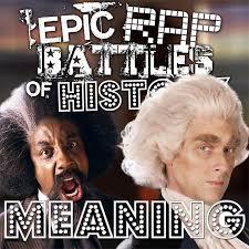 frederick douglass vs thomas jefferson rap meanings   epic rap    fd vs tj meaning