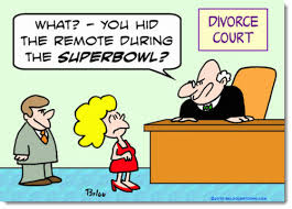super-bowl-humor-hid-remote-during-football-game-cartoon « Frugal ... via Relatably.com