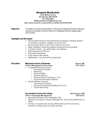 Entry Level Resume Objective  resume examples  resume objective       objectives for happytom co