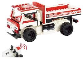 Купить <b>радиоуправляемый</b> конструктор-<b>грузовик</b> Lixiang <b>Toys</b> ...