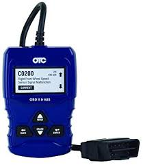 OTC Tools 3208 OBD II & ABS Scan Tool with ... - Amazon.com