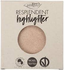 PuroBio Cosmetics <b>Resplendent</b> Highlighter (сменный блок ...