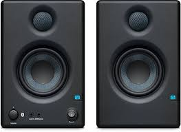 PreSonus Eris <b>E3</b>.<b>5</b> BT (<b>Bluetooth</b>) (pair) - Sinamex Recording Store
