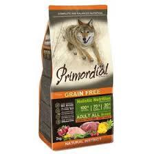 <b>Сухой корм PRIMORDIAL</b> для собак, беззерновой, оленина ...