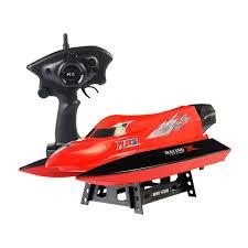 <b>Радиоуправляемый катер HuanQi</b> 959 27/40Mhz, красный купить ...