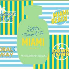 Miami: top neighbourhoods – <b>Mandarina Duck let's travel</b>!