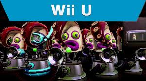 Wii U - <b>Splatoon</b> Single Player Trailer