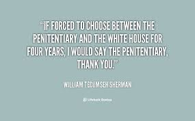 William Sherman Quotes. QuotesGram via Relatably.com