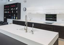 corian kitchen top: glacier white corian residential worksurface amersham bucks