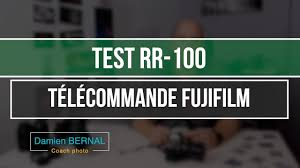 Présentation <b>RR</b>-<b>100</b> : La télécommande <b>Fujifilm</b> - YouTube