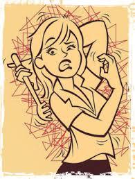 תוצאת תמונה עבור itchy woman