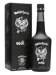<b>MOTORHEAD</b> VODKA <b>40th Anniversary</b> Edition A limited-edition ...