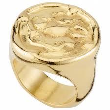 Купить <b>Кольцо</b> «Navy» ручной работы в бутиках <b>UNOde50</b>