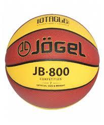 Баскетбольный <b>мяч Jögel JB-800 №7</b>, р. 7 — купить по выгодной ...