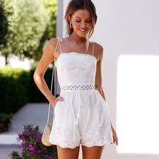 Z92479b <b>New Style European</b> Jumpsuits <b>Summer</b> 2018 Cotton ...