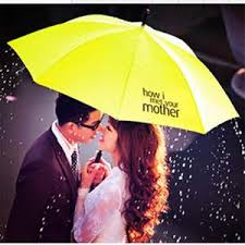 Выгодная цена на umbrella yellow how i met your mother ...