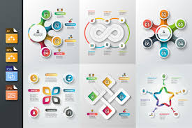 diagrams for business infographic v  presentation templates on    diagrams for business infographic