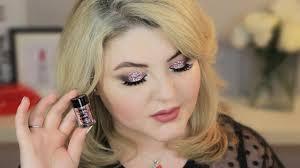 GLAM Glitter <b>MAKE UP</b> / Сверкающий макияж / Диана Суворова ...