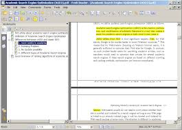 How to write a thesis  Bachelor  Master  or PhD  and which     SciPlore Add more bookmarks if a PDF is relevant for the thesis