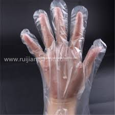 China <b>Hot Sale</b> Disposable <b>HDPE</b> LDPE Plastic Gloves with ...