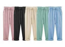 <b>ZOGAA Women</b> Harem Pants Wide Leg Pants <b>Female</b> Trousers ...