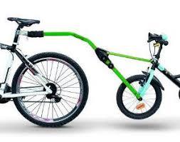 Крепление-прицеп <b>детского велосипеда</b> к взрослому (Peruzzo ...