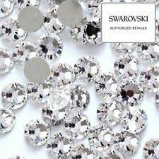 <b>Swarovski</b> Flat Back Loose Rhinestone Beads for sale | eBay