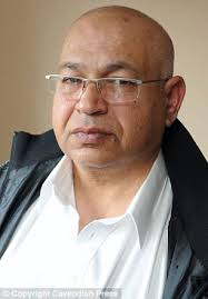 Justice: Shopkeeper Mumtaz Khan, 63 - the father of Junaid Khan who was murdered in Oldham in 2009 - article-2208854-15363E69000005DC-436_306x440