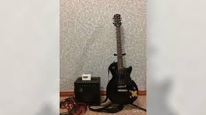 <b>Электрогитара Epiphone Les</b> Paul Studio + комбик и купить в ...