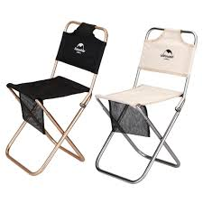Camping & Hiking <b>Outdoor Folding Chair 7075</b> Aluminum Alloy ...